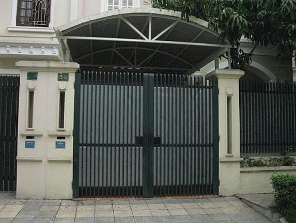 cổng-sắt