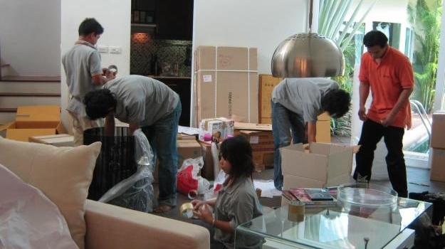 Dịch vụ chuyển phòng trọ giá rẻ tại Nha Trang