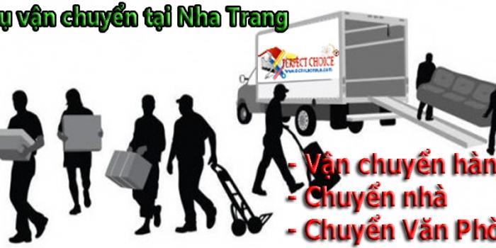 Nhận trung chuyển hàng hóa vào thành phố Nha Trang