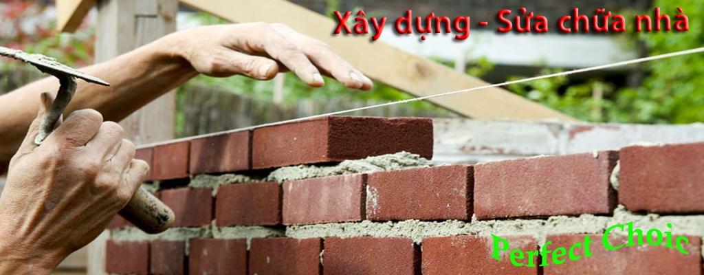 Xây dựng – Sửa chữa nhà
