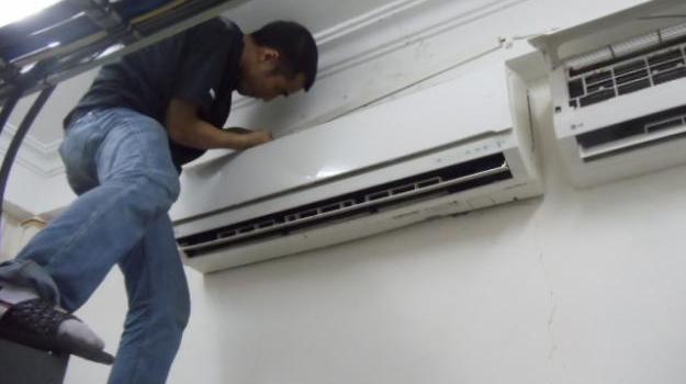 Dịch vụ lắp đặt máy lạnh (máy điều hòa) tại Nha Trang