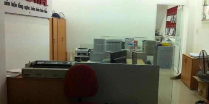 Chuyển và lắp đặt văn phòng công ty Prudential Nha Trang