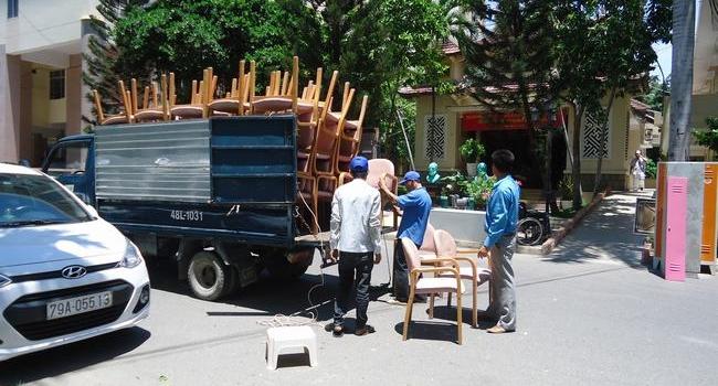 Dịch vụ Taxi tải Nha Trang